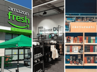 Breaking brands – Leer van Amazon Fresh, C&A & Carturesti