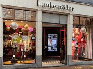 Virtual Store Tour: Hunkemöller Flagship
