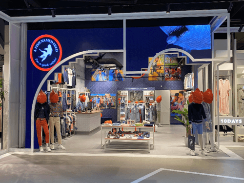 Virtual Store Tour: A Fish Named Fred (Mall of the Netherlands)