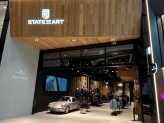Virtual Store Tour: State of Art Flagship