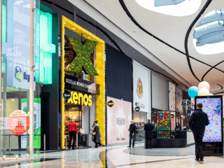 Virtual Store Tour: Xenos (Mall of the Netherlands)
